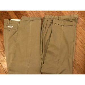 Lot of 2 Polo Ralph Lauren Hammond Pant 36x34